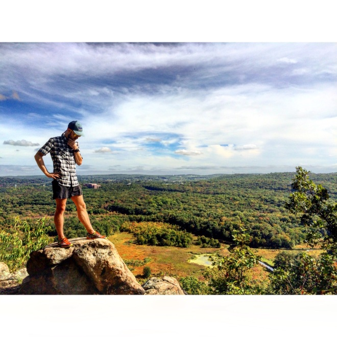 More Allamuchy, this one from a recovery hike Post MoMa (Photo Credit: Luisina Figuero Garro)